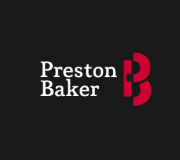 Logo Preston Baker