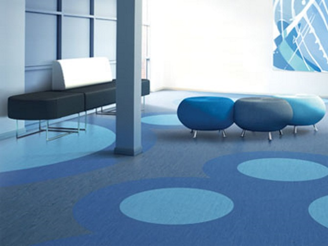 Service Safety Flooring